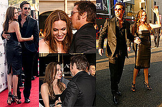 Photos of Brad Pitt and Angelina Jolie at LA Premiere of Inglourious Basteds, Quotes About Brad Pitt