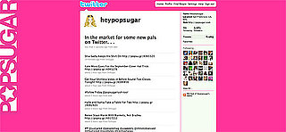 Follow PopSugar on Twitter!