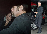 Photos of Brad Pitt and Angelina Jolie in LA