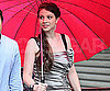 Photo Slide of Michelle Trachtenberg on the NYC Set of Gossip Girl