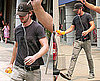 Photos of Shia LaBeouf Leaving an LA Gym