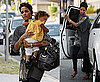 Photos of Halle Berry and Nahla Aubry in LA