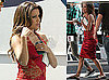 Photos of Eva Longoria on the Set of Desperate Housewives