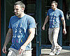 Photos of Ben Affleck Out and About in Boston Doing Preproduction For The Town