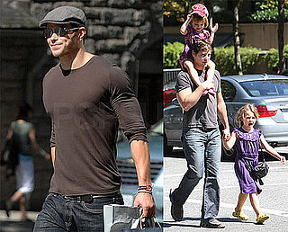 Photos of Kellan Lutz, Peter Facinelli, Jackson Rathbone in Vancouver to Film Eclipse