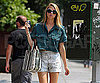 Photo Slide of Whitney Port in NYC 2009-08-18 06:30:00