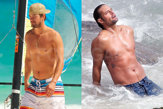 Josh Duhamel vs. Josh Holloway