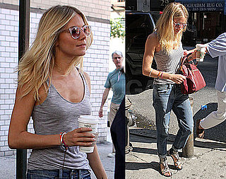 Photos of Sienna Miller Arriving to Rehearse After Miss Julie in NYC