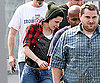 Photo Slide of Kristen Stewart Leaving a Vancouver Hair Salon to Change up Her Joan Jett/Bella Swan Hair