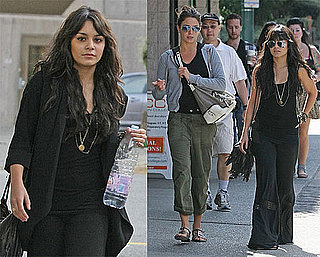 Photos of Vanessa Hudgens and Nikki Reed Shopping in Vancouver