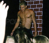 Vintage Stripper Channing