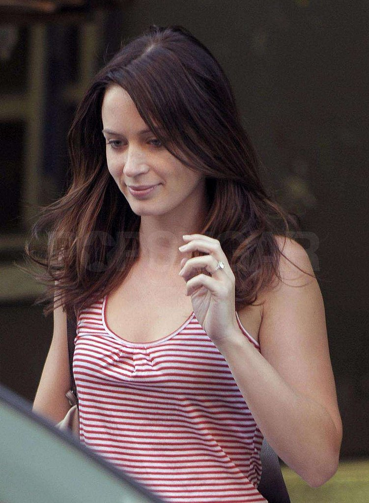 Photos of Emily Blunt in NYC
