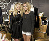 Photos of Ashley And Mary-Kate Olsen Promoting Elizabeth And James at Holt Renfrew in Toronto