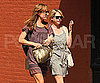 Photo Slide of Michelle Williams After Lunch at Cafe Gitane in NYC