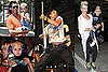Photos of Gavin Rossdale, Kingston Rossdale, Gwen Stefani, Zuma Rossdale at Gavin&#039;s Concert in LA