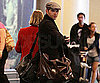 Photo Slide of Kellan Lutz Arriving in Vancouver