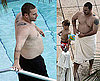 Photos of Kevin Federline Shirtless Showing Off Recent Weight Gain