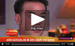 "Jon Gosselin Says Kate ""Abused"" Him on GMA!"