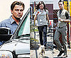 Photos of Leonardo DiCaprio, Joseph Gordon-Levitt, Ellen Page Filming Inception in LA