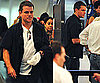 Photos of Matt Damon at LAX