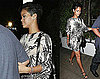 Photos of Rihanna at Dinner in LA While Chris Brown's Larry King Interview Airs
