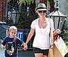 Photo Slide of Reese Witherspoon And Deacon Phillippe in LA