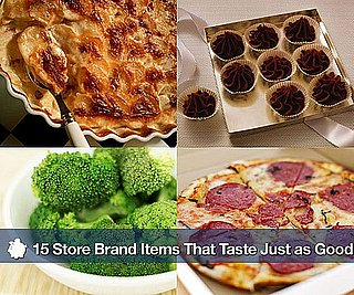 Sugar Shout Out: 15 Store Brand Items That Taste Just as Good