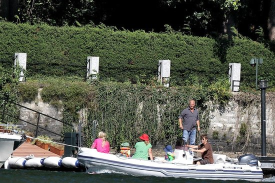 Photos of Julia Roberts in Italy