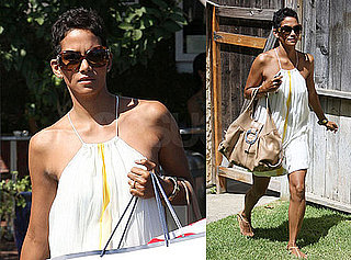 Photos of Halle Berry at an Appointment in LA