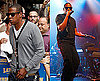 Photos and Video of Jay-Z at the Late Show and Performing at Blender Theater