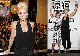 Photos of Gwen Stefani, Anna Wintour at Fashion's Night Out, Exclusive Interview With Gwen About Recording New No Doubt Songs