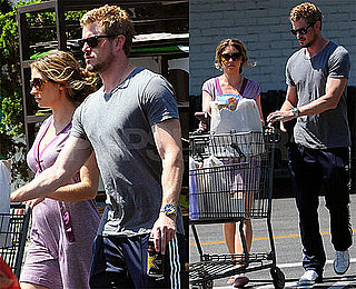 Photos of Eric Dane and Rebecca Gayheart in LA 2009-09-08 11:00:50