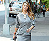 Photo Slide of Whitney Port Walking in NYC