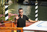 Photos of Matt Damon at Venice Film Festival