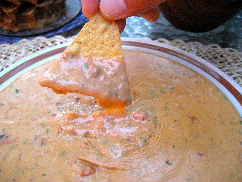 Nacho Cheese Dip