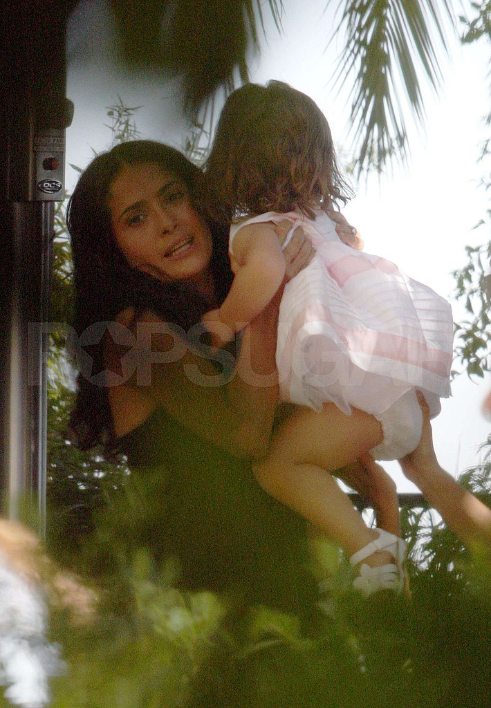 Photos of Salma Hayek and Penelope Cruz