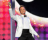 Slide Photo of Neil Patrick Harris Hosting the Emmys