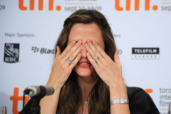 Photos of Jennifer Garner at TIFF