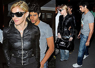 Photos of Madonna and Jesus Luz Out To Dinner in NYC