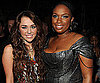 Slide Photo of Jennifer Hudson and Miley Cyrus at VH1 Divas