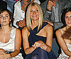 Slide Photo of Gwyneth Paltrow At a Fashion Show in Madrid