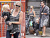 Photos of Naomi Watts and Liev Schriber Walking in NYC