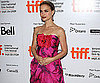 Photo Slide of Natalie Portman at The Toronto Film Festival