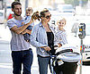 Photos of Tobey Maguire, Jennifer Meyer, Ruby Sweetheart and Otis Tobias