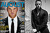 Photos of Twilight's Kellan Lutz in Malaysia's August Men's Magazine