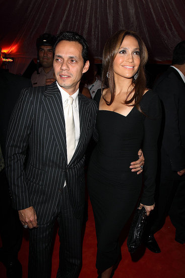 Photos of Jennifer Lopez and Marc Anthony
