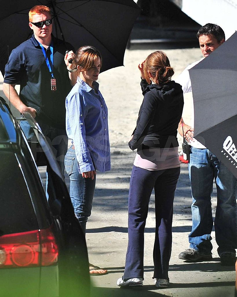 Photos of Eclipse on Set