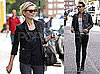 Photos of Kate Moss and Jamie Hince Shopping in London For Lila Grace's Seventh Birthday