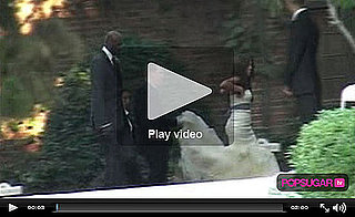 Video of Khloe Kardashian and Lamar Odom's Big Star-Studded Wedding!