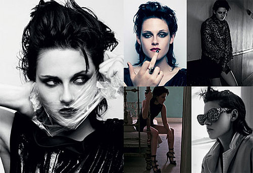 Photos And Quotes From New Moon's Kristen Stewart in Interview Magazine — Part 2